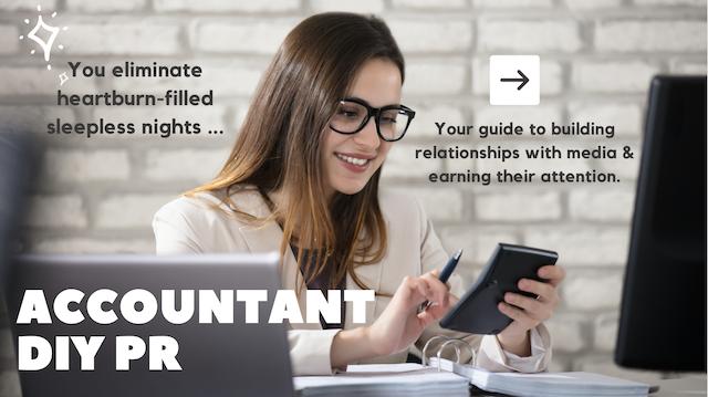 Accountant DIY PR Thumbnail